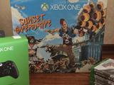 Xbox one 500gb + 2 джойстика